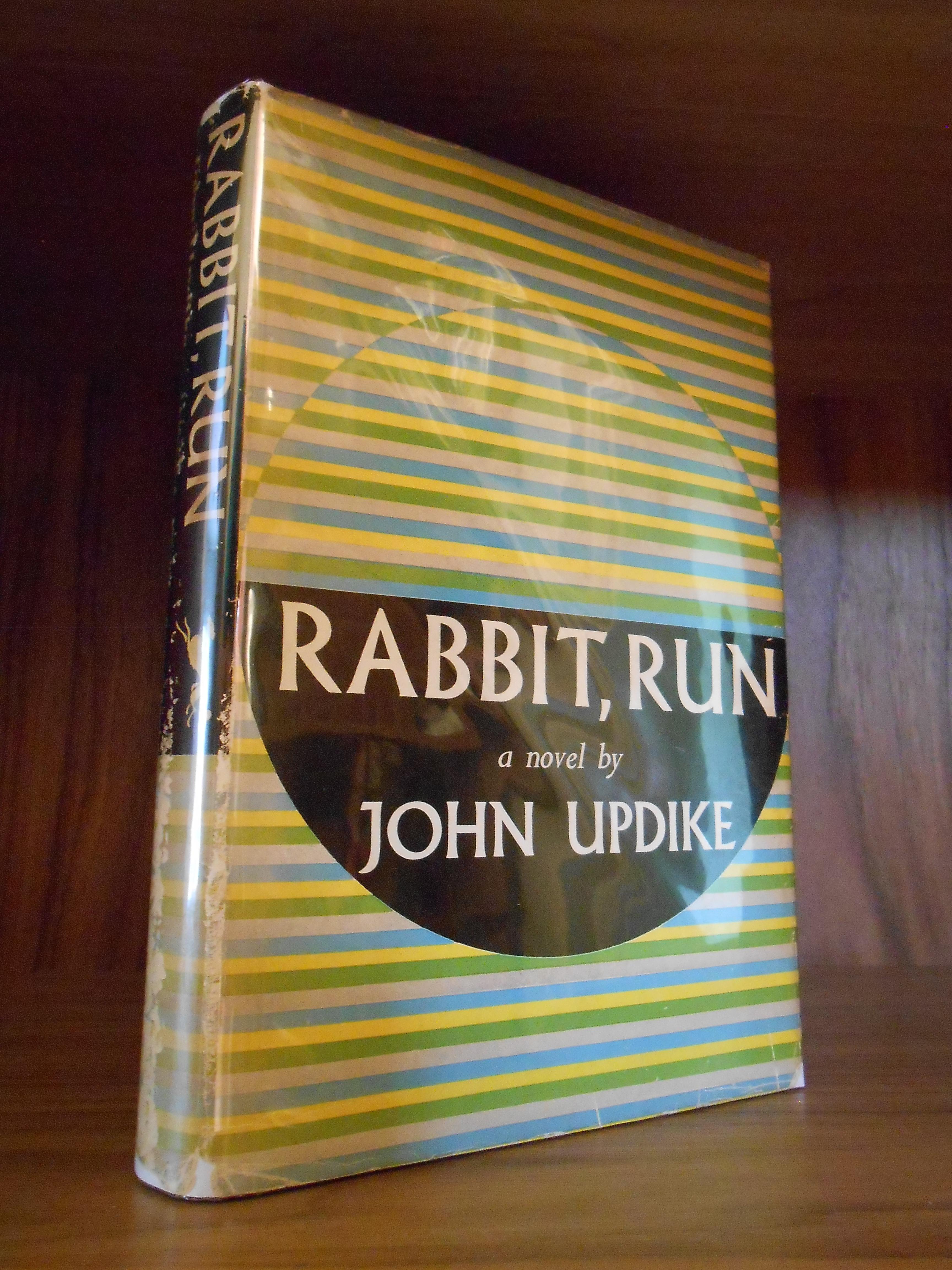 john updike rabbit run essays