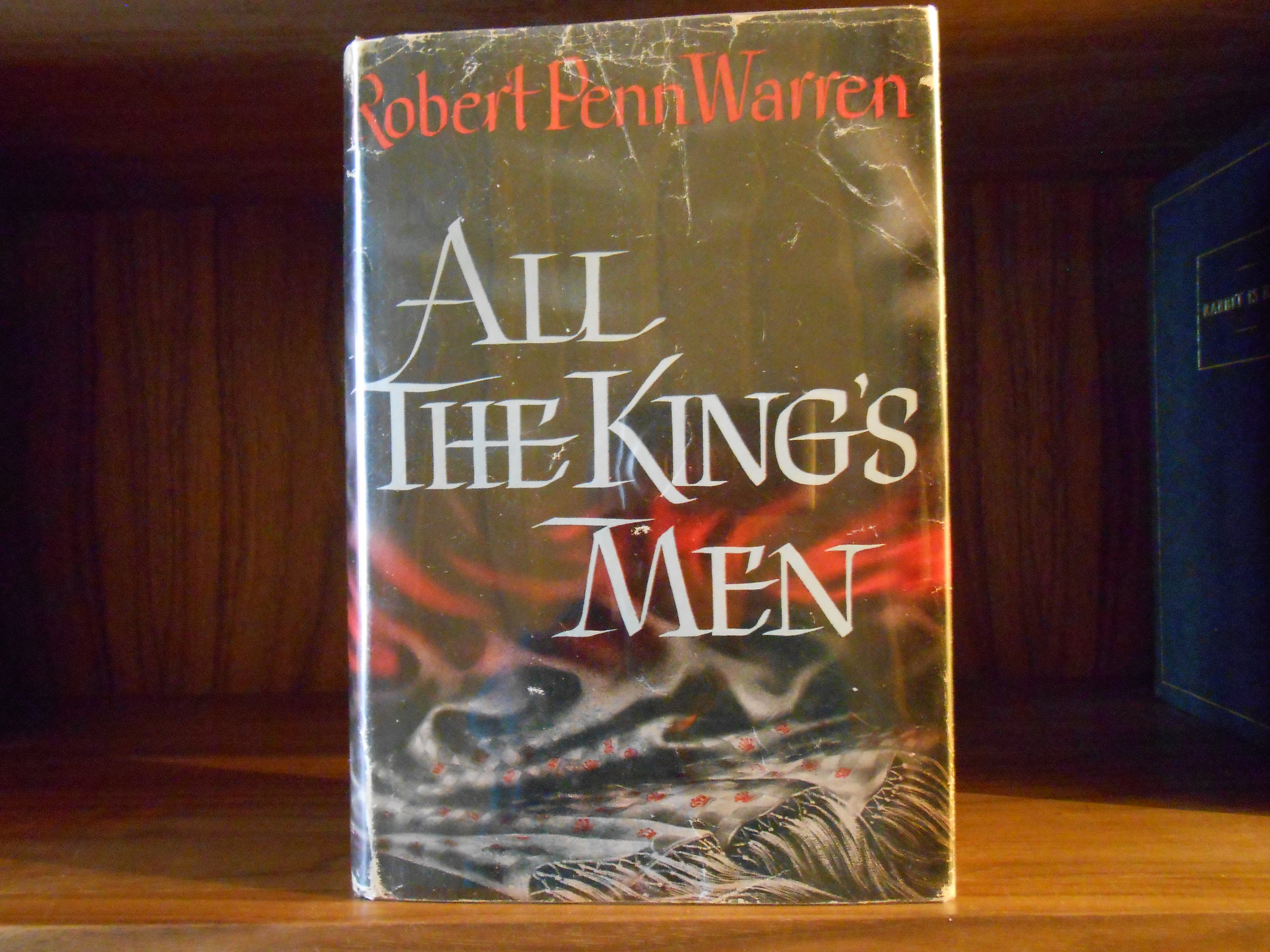 the sources of power in all the kings men by robert penn warren In the last of the savages, mcinerney relates the rise to power, and the eventual  decay, of will  but he does not mention all the king's men, robert penn warren , or even huey long, the  'at least the stones acknowledge their sources'.